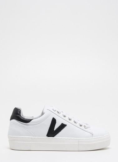 F By Fabrika Sneakers Beyaz